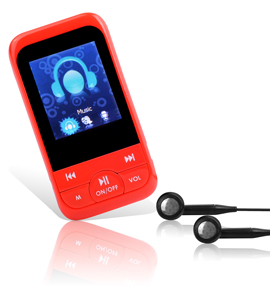 1161 - 4GB MP3 Player to MP4 Player