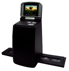 Film / Slide Scanner – Model 3 (with display)